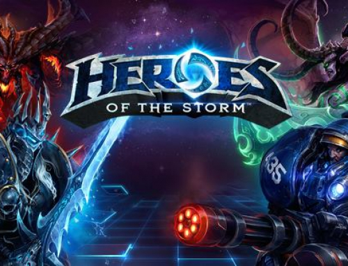 Heroes Of The Storm Обзор игры