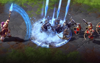Heroes Of The Storm: Бурстовый и туннельный урон