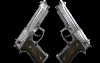 Dual Berettas CS:GO
