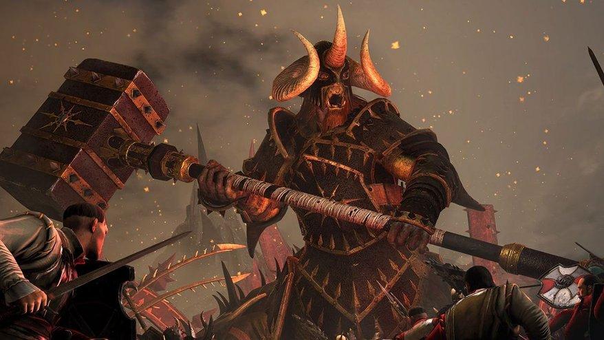 Total War: Warhammer перенесли на конец мая