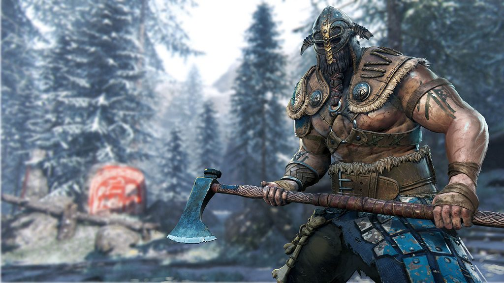 For Honor воин
