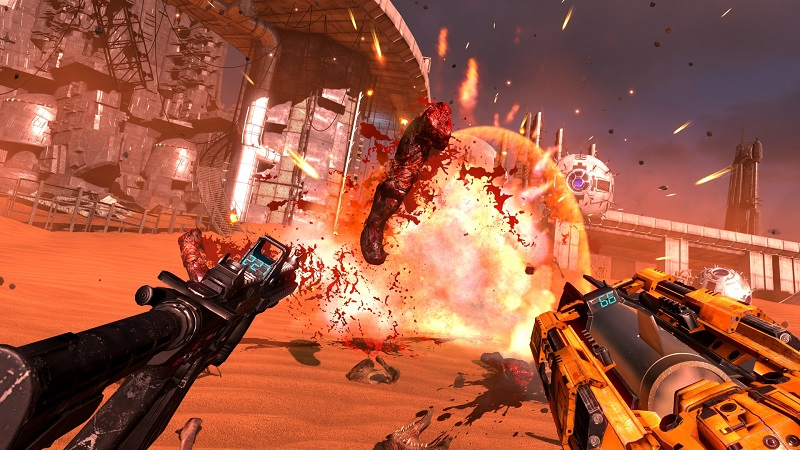 Serious Sam VR: The Last Hope Обзор
