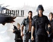 Обзор игры Final Fantasy 15