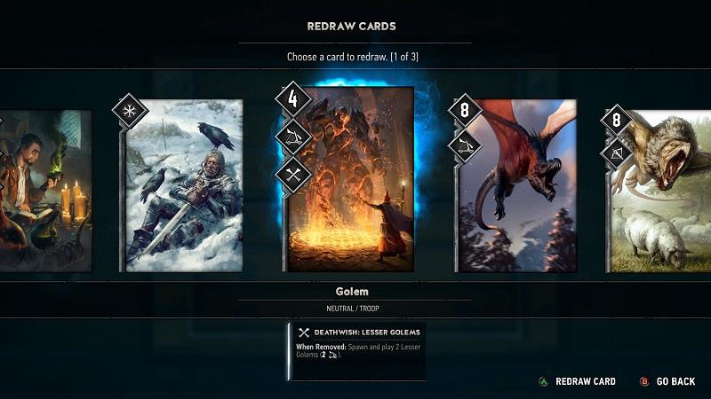 Обзор карточной игры Gwent: The Witcher Card Game