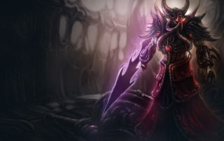 Гайд по герою Kassadin League of Legends