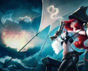 Гайд по герою Miss Fortune League of Legends