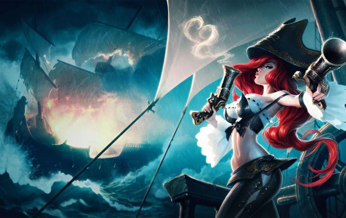 Гайд по герою Miss Fortune League of Legends