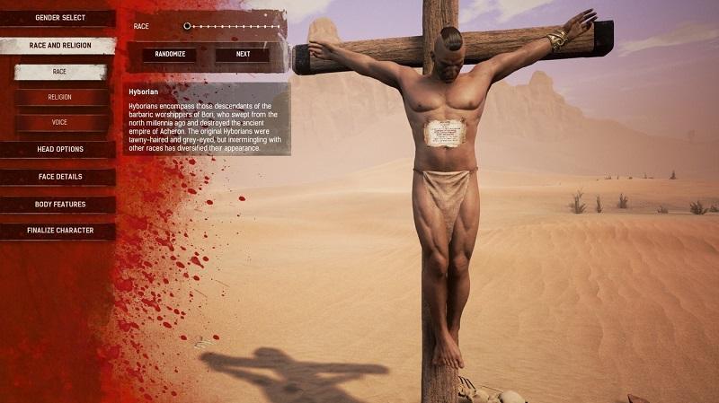 Обзор игры Conan Exiles