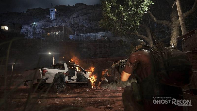 Обзор игры Tom Clancy's Ghost Recon Wildlands