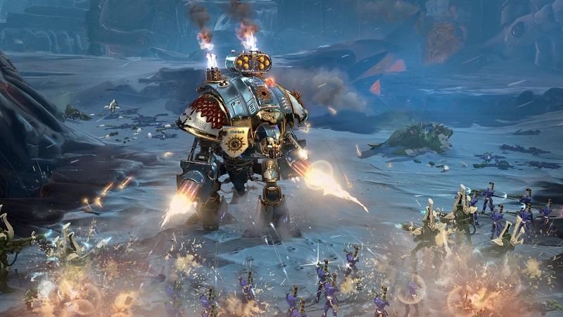 Warhammer 40.000: Dawn of War 3 — Обзор игры