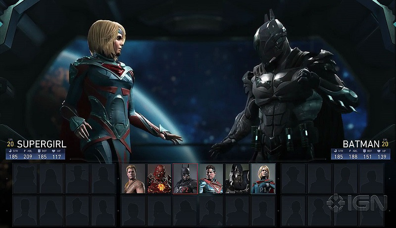 Обзор игры Injustice 2