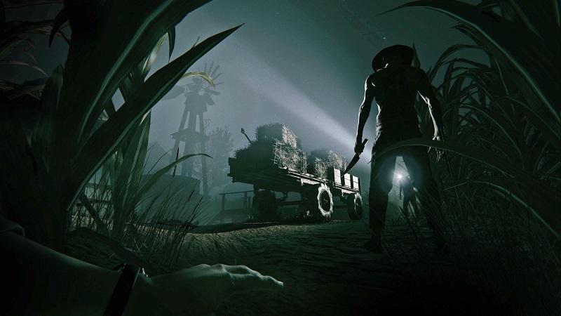 Обзор игры Outlast 2