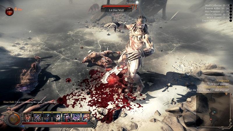 Обзор игры Vikings: Wolves of Midgard