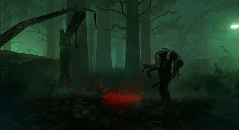 Обзор хоррора на выживание Dead by Daylight