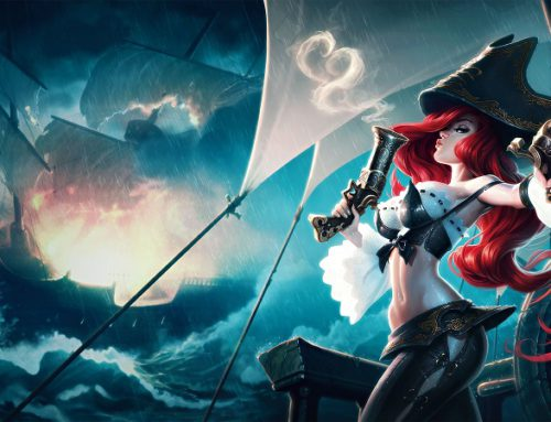 League of Legends — Гайд по герою Miss Fortune (Мисс Фортуна)