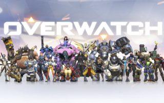 Overwatch Герои