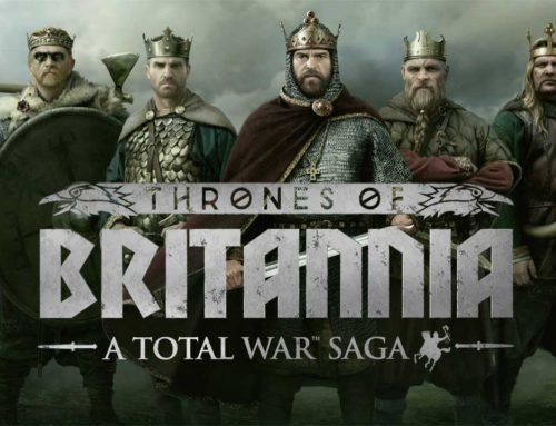 Total War Saga: Thrones of Britannia — Обзор игры