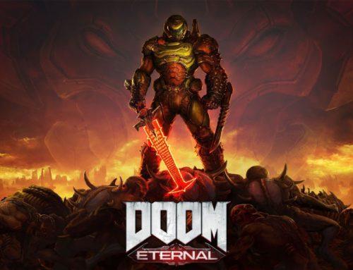 DOOM Eternal трейнер на бессмертие, патроны и прокачку