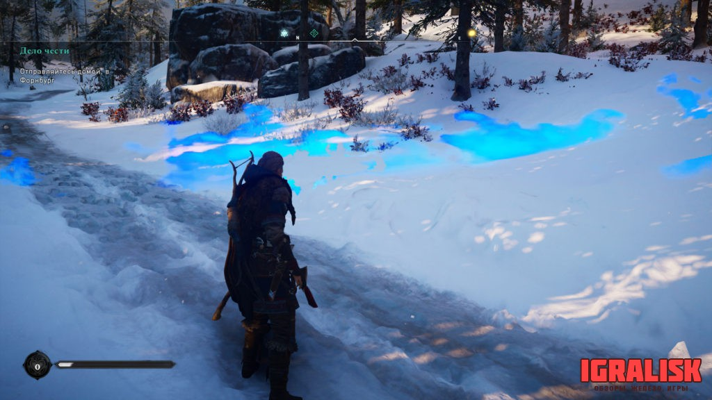 Assassins Creed Valhalla ошибки, артефакты, баг с текстурами