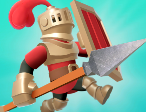 Ancient Battle – восходящая звезда жанра online multiplayer battle royale для мобильных устройств
