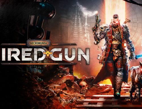 Necromunda: Hired Gun Системные требования