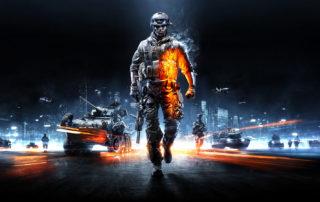 Battlefield 3 прохождение
